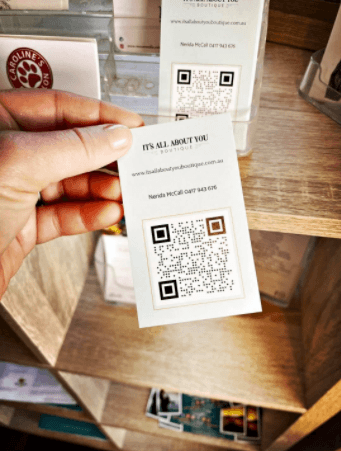 Are you using QR Codes in your business? For more than Covid check-ins?